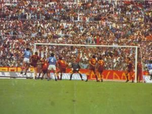Il gol di Francini nell'indimenticabile Roma-Napoli 1-1 dell'87/88